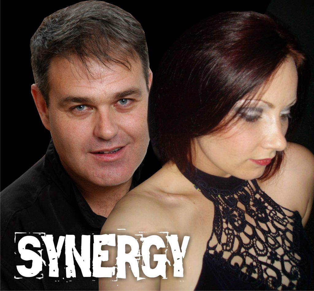 Lance & Laurentia Synergy band photo